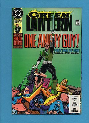 Green Lantern #18 DC Comics November 1991 Guy Gardner