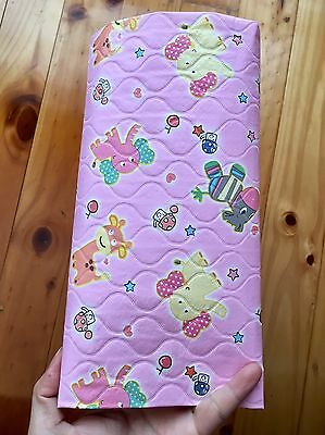 07 Large Waterproof- Nappy Change Changing Mat - great gift for baby shower