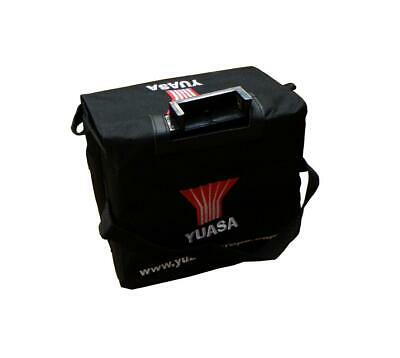 Yuasa 36Ah Golf Trolley Battery with T-Bar Fitment & Battery Bag, Replaces 33Ah