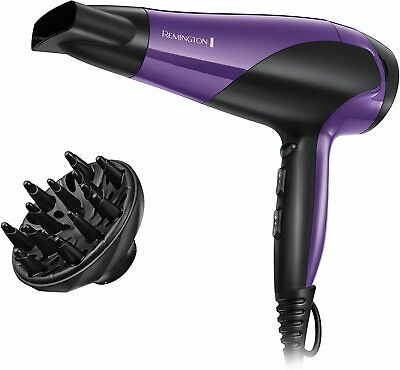 Remington 2200 W Ionic Hair Dryer with Ionic Conditioning D3190
