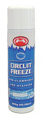 Helmar Circuit Freeze Spray Electrical Electronic 300g