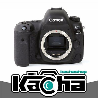 SALE Canon EOS 5D Mark IV DSLR 30.4MP Full-Frame Camera Touchscreen (Body Only)