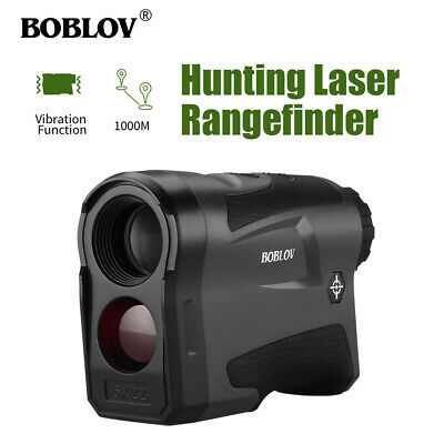 600m Golf Laser Range Finder Distance Meter Speed Measurer Scope PinSeeker BGM