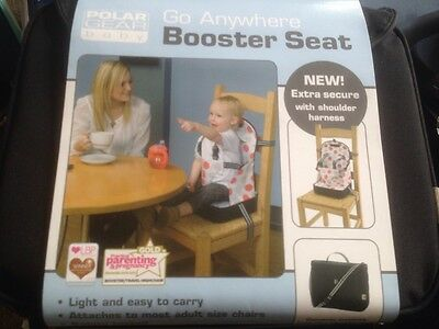 polar gear booster seat