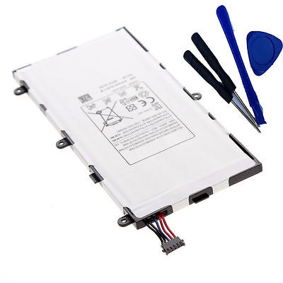 T4000E Battery +Tools for Samsung Galaxy Tab 3 7.0 SM-T210 T211 T215 Replacement