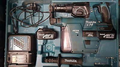 Makita BHR243RFE 18v LXT Brushless Rotary Hammer Drill Replaces DHR242Z (679)