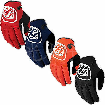 Troy Lee Design Full Finger Racing  Motorcycle Motocross Mountain Cycling Gloves