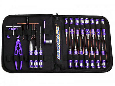 Arrowmax 25pc Tool Set for Buggys with Tool Bag #AM199403