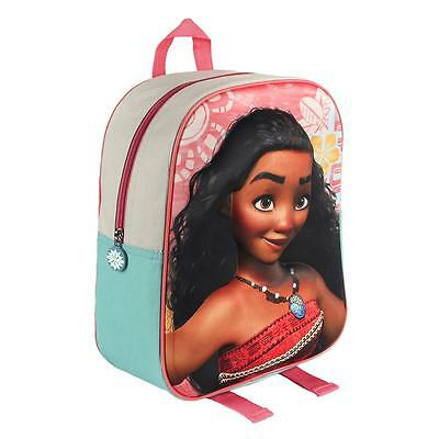 VAIANA backpack 3D MOANA backpack 3D School Backpack Original Licensed UK Stock