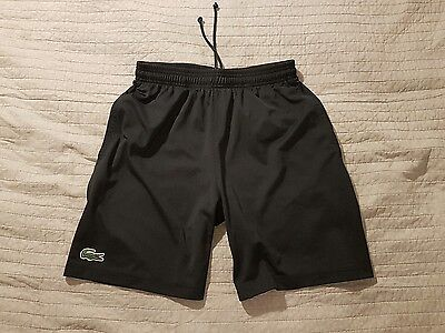 2017 Official Australian Open LACOSTE Men's Shorts Medium Tennis Running Gym