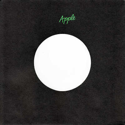 1 FIRMENLOCHCOVER APPLE matt-schw  * Repro COVER * NEU * Aufwertung Ihrer Single