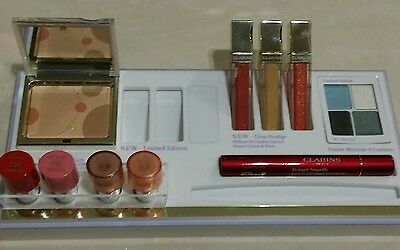 100%Clarins Colour Breeze Spring Make-up Collection.