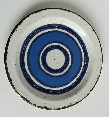 """Wedgwood Stonehenge Midwinter Moon Bread And Butter Plate England 7"""" 1970s"""