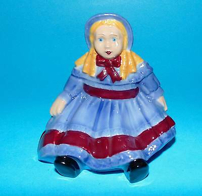 WADE ornament Figurine ' Emily Doll ' collectors club 1998 1st Quality