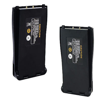 2x DC 3.7V 2800mAh Li-ion Radio Battery for Retevis H777/BF777S/BF888S/BF666S UK