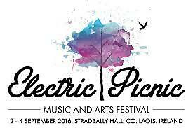 Electric Picnic - Weekend Ticket 2017
