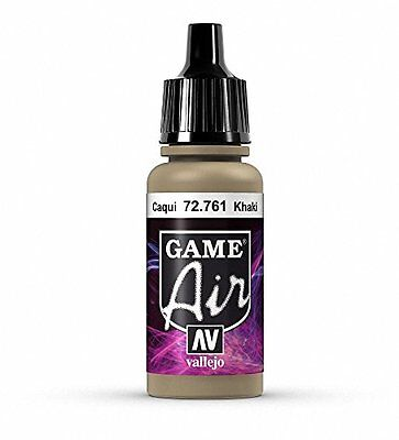 Vallejo Game Air 17 ml VERNICE ACRILICA – Parent cachi (a5G)