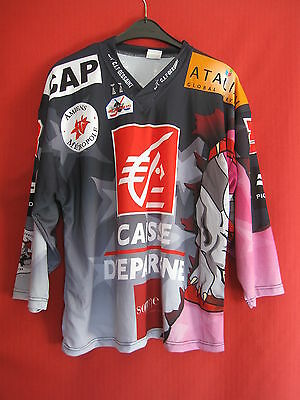 Maillot Hockey sur Glace Gothiques Amiens Vintage Ice Jersey Picardie
