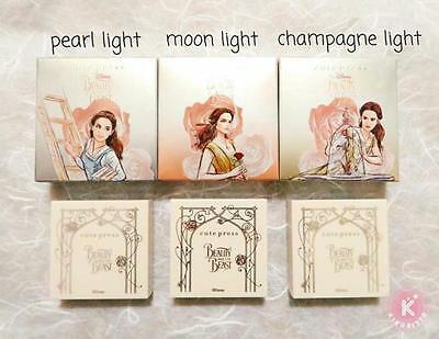 Cute Press For Disney Beauty And The Beast Limited Edition Highlighter 3 Pieces