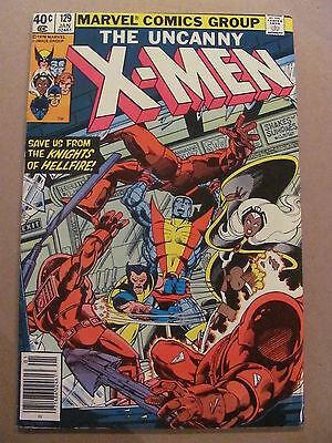 Uncanny X-Men #129 Marvel Comics 1963 Series Intro Kitty Pryde 9.0 VF/NM