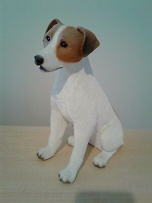 Jack Russell Terrier Collectible Dog Figure