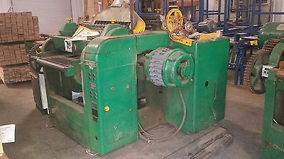 """2 Buss 55 Double Sided Planers 30"""" X 14"""" Industrial Woodworking Machine"""