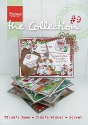 CLEARANCE ~ Marianne Design - The Collection Magazine No. 9 - CAT1309