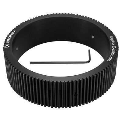 Follow focus gear for Angenieux 25-250mm zoom lens (72-85-25mm, zoom)