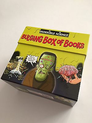 Horrible Science Boxset Of Books, Excellent Condition