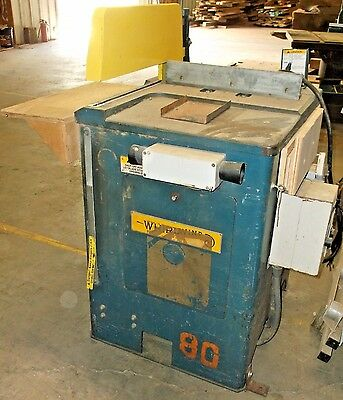 """Whirlwind Upcut Saw 216L 3p 24"""" Industrial Woodworking Machinery Cabinet Custome"""