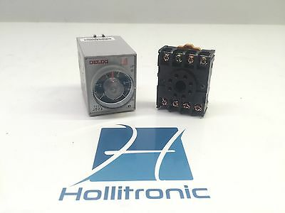 Delixi JSZ3 Power-Off Delay Relay JSZ3A-B