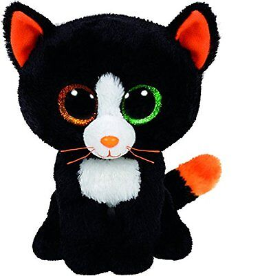 TY Beanie Boo Plush - Frights the Cat 15cm Halloween Exclusive