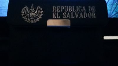 el salvador coins uncirculated