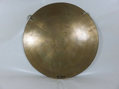 TG8# Tibet Gong ca. 36cm ca. 1.800gr. with Sticks