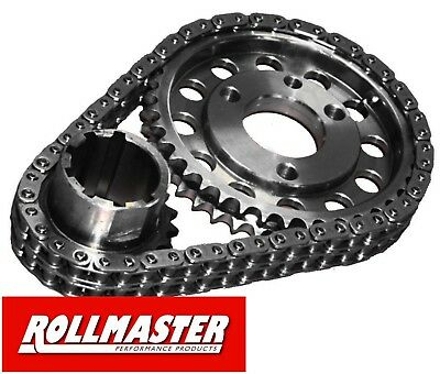 Rollmaster Double Row Timing Chain Kit Holden Vn Series I Buick Ln3 3.8L V6