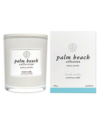 New Palm Beach Collection Pear And Cinnamon Candle Loundge Living Room Natural