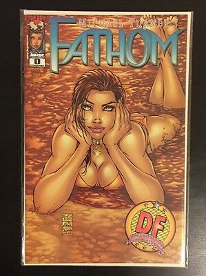 FATHOM #0 * SEALED w/ Certificate #0405* DYNAMIC FORCES EXCLUSIVE LIMITED COVER