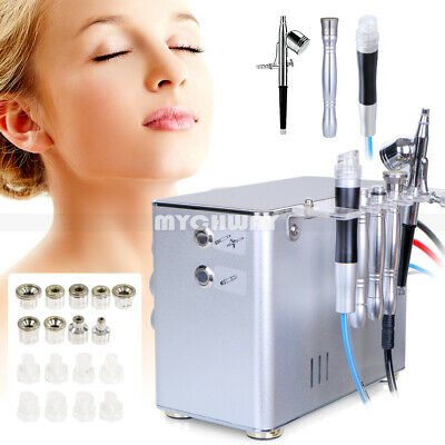 3-1 Water Peeling Microdermabrasion Hydro Dermabrasion Facial Spray Gun Machine