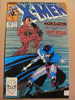 Uncanny X-Men #256 Marvel Comics 1st app NEW PSYLOCKE 9.2 Near Mint-