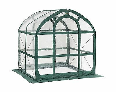 Flower House FHSP300CL SpringHouse Greenhouse Clear Free Shipping