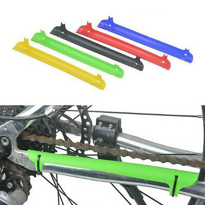 Bike 2PC Bicycle accessories Mountain Chain Bicycle Protection Protector New
