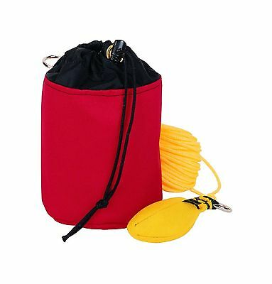 Weaver Throw Line Storage Bag Small-Red Free Shipping