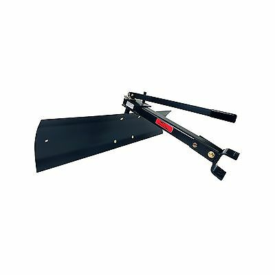 Brinly BB-56BH Sleeve Hitch Tow Behind Rear Blade 42-Inch Free Shipping