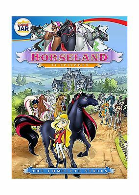 HORSELAND: THE COMPLETE Series Free Shipping