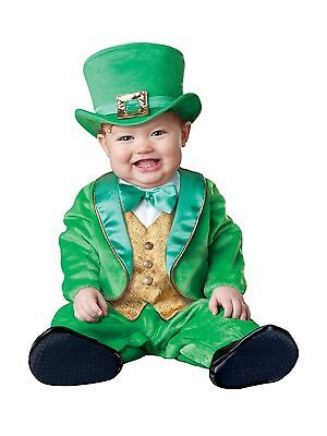 InCharacter Costumes Baby's Lil' Leprechaun Costume Green/Gold/... Free Shipping