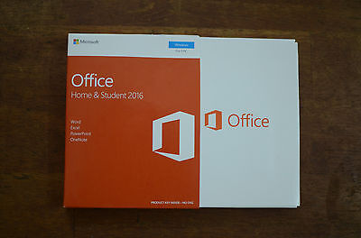 Microsoft Office 2016 Home and Student for  Windows 1PC Lifetime - Download