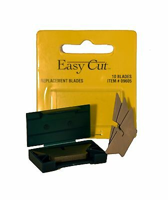 10 Count Standard Replacement Blades for Easy Cut Series (10 Bl... Free Shipping