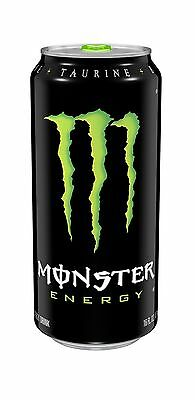 Monster Energy Original 16 Ounce (Pack of 24) 16 Ounce (Pack of... Free Shipping