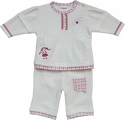 Schnizler - Nickianzug Dolly in 2 Lagen Optik, Jogging Suit unisex bimbi, (l5k)