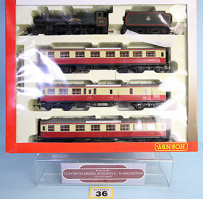 Hornby 'oo' Gauge R2024 'western Region Express Passenger' Train Pack Boxed #036